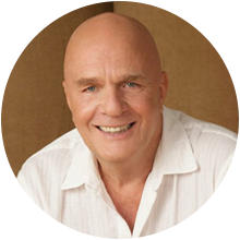 Photo of Dr. Wayne Dyer